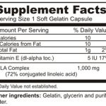 CLA1000 supps